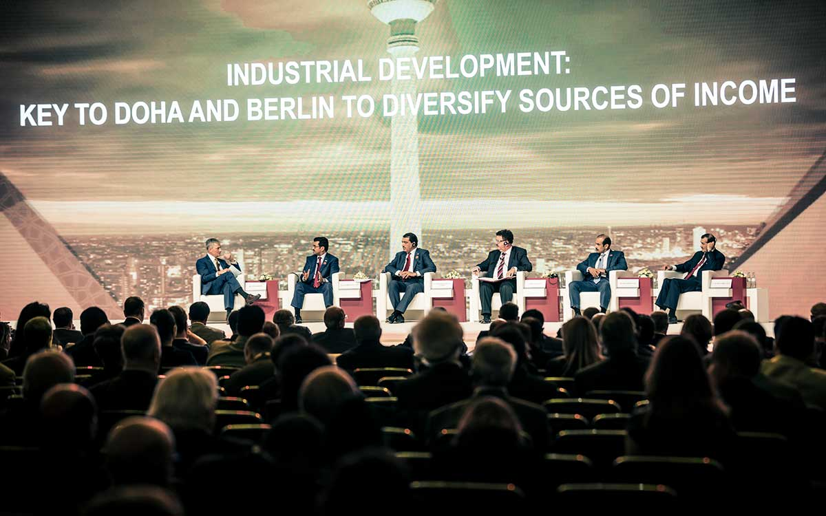 Third Session - Qatar Germany Business and Investment Forum