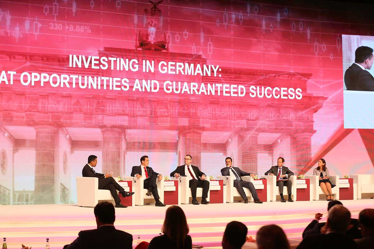 Fourth Session - Qatar Germany Business and Investment Forum