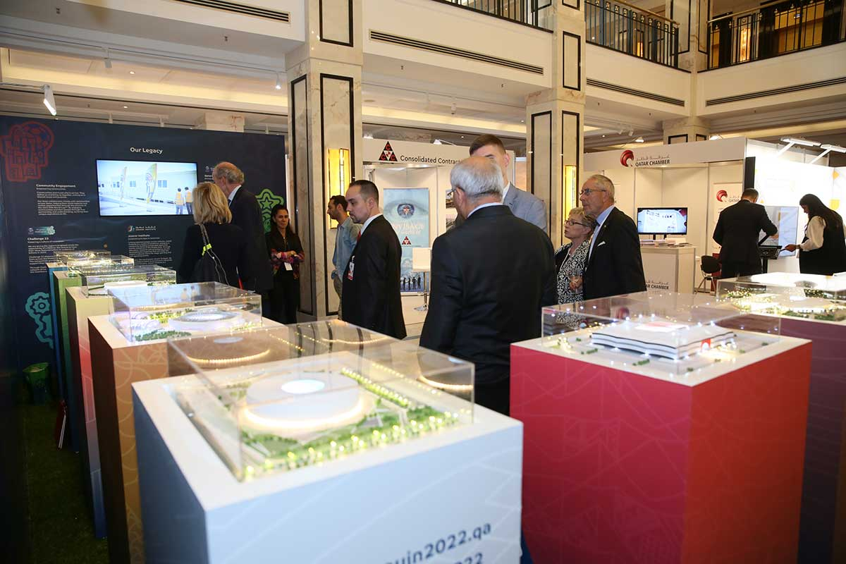 Exhibition - Qatar Germany Business and Investment Forum
