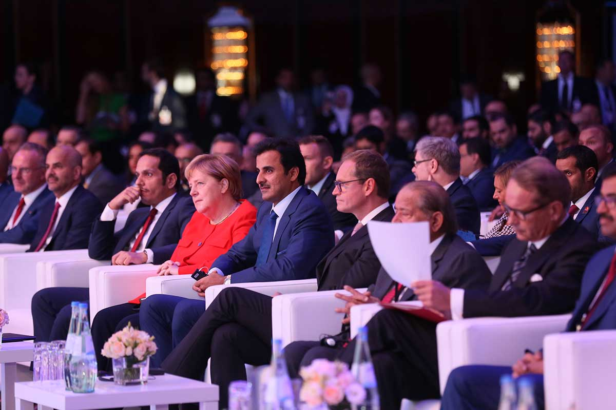 Opening Session - Qatar Germany Business and Investment Forum